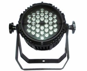Outdoor PAR36X3w RGB LED PAR Can Light for DJ Event pictures & photos