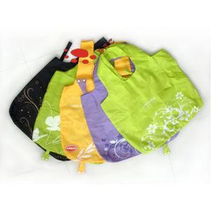 Nylon Cosmetics Shopping Bag pictures & photos