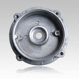 Die Cating Parts of Motor Cover