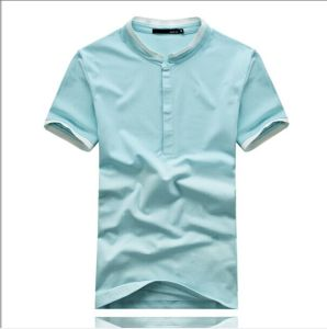 Professional Supplier of Men′s Stand Collar Shirt