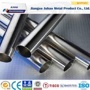 Stainless Steel Seamless Welded Round Pipe 201 202 301 304 pictures & photos