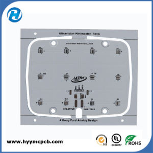 LED PCB Board in One Layer Producer pictures & photos