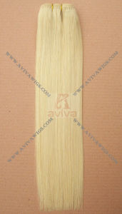 Double Drawn Human Hair Extensions (STW-613) pictures & photos