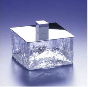 Crystal Glass Ashtray F-001