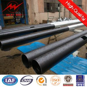 Gr50 Gr65 Steel Pole Price Types Supplier for Africa pictures & photos