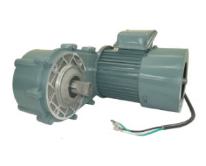 Cone Worm Gear Reducer pictures & photos