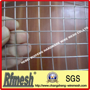 SGS Certificated Square Wire Mesh Stainless Steel/Copper/Ti pictures & photos