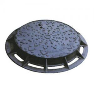 Ductile Iron Manhole Cover (B125, C250, D400) pictures & photos