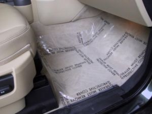 Protector Film for Automobile Carpet pictures & photos