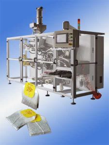 Dxdc10 Double Chamber Tea Bag Packing Machine pictures & photos