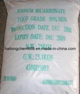 Sodium Bicarbonate Food Grade (CASNo: 144-55-8) pictures & photos