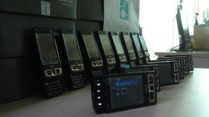 Original Black Phone (N95 8GB)