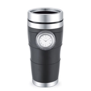 Travel Mug with Clock (PG1016)