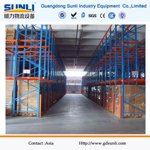 Pallet Storage Shelving System Drive-in Racking pictures & photos