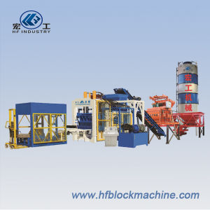 Full Automatic Block Making Machine (QT10-15)