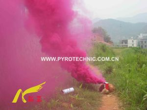 45 Sec Rose Red Smoke (NA20-245)
