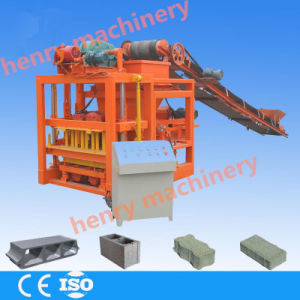 Qtj4-26c New Type Automatic Concrete Hollow Block-Forming Machine in Nigeria pictures & photos