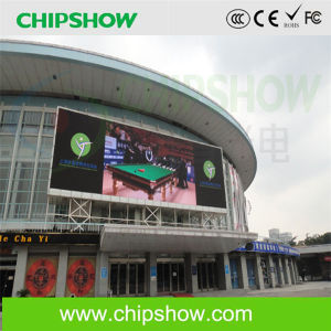Chipshow High Bright P10 Outdoor Full Color LED Display pictures & photos