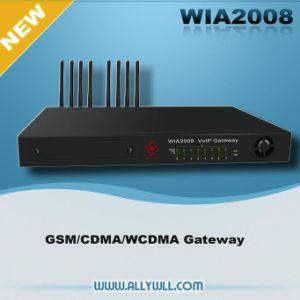 VOIP GSM Gateway (WIA2008)