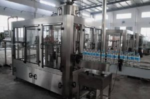 High Quality Mineral Water Filling Machine pictures & photos