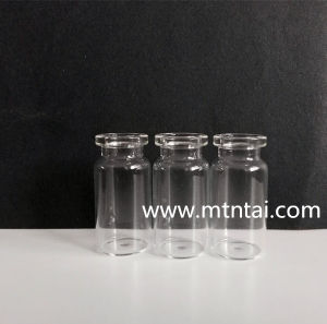 10ml Clear Glass Vials Made of Borosilicate Glass 5.0 pictures & photos