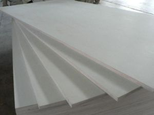 Bleached Poplar Plywood, Poplar Core Plywood 5mm 6mm 9mm 12mm 18mm pictures & photos