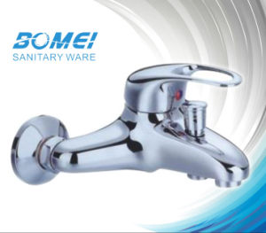 Bathroom Shower Brass Body Ceramic Cartridge Mixer Faucet (BM51101) pictures & photos