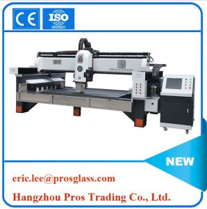 Automatical CNC Glass Engraving Machine