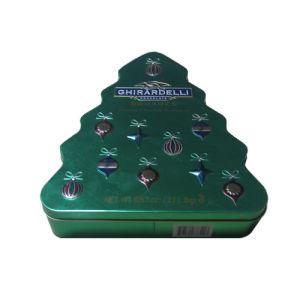 X′mas Tree Tin Box (WL-159)