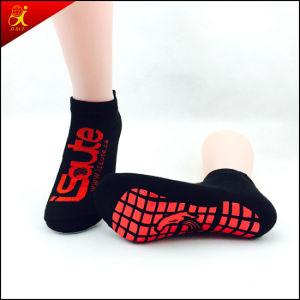 Children Anti-Slip Sport Trampoline Sock pictures & photos
