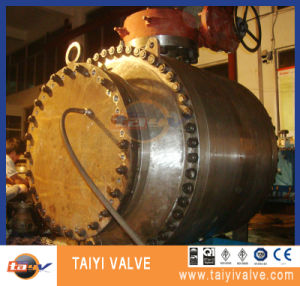 Big Size Ball Valve 900lb