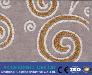 Building Material Polyester Fiber Acoustic Panels pictures & photos