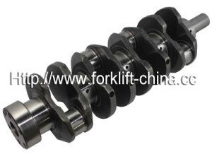 Forklift Parts 1z Crankshaft for Toyota