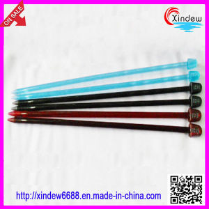 Xindew Plastic Knitting Needles pictures & photos