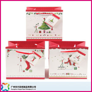 Hot Sale Paper Gift Bag for Christmas pictures & photos