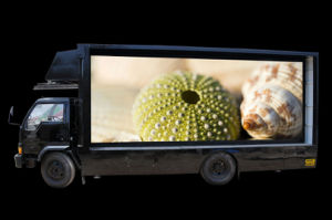 Trucking LED Display Screen