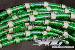 Good Quality Diamond Wire Saw for, Diamond Cutting Rope pictures & photos