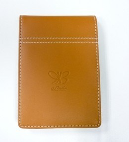Writing Note Pad, Leather Notebook for Office Use pictures & photos