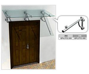 Ss Glass Canopy (F4. CanopyA04.000)