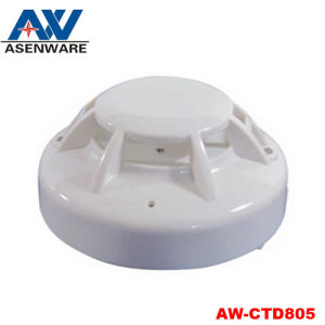 2013 Promotion! ! ! Conventional Fire Alarm System/ Fix Temperature Heat Detector Aw-Ctd805 pictures & photos