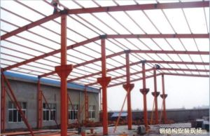 Light Steel Structure / Mild Steel (STC-03)