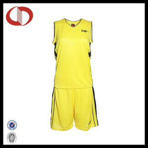 Best Sale Womens Breathable Logo Sports Basketball Uniforms pictures & photos