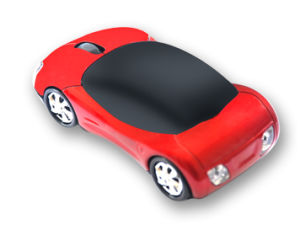 Car Wired Mouse (OM-068)