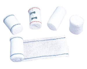 Medical Disposable Cotton Elastic Bandage pictures & photos