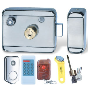 Electric Smart Rim Lock, The Electronic Special Linkage Door Locks