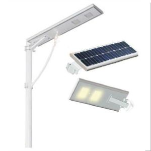 40W LED 60W Solar Panel Integrated Solar Street Light All-in-One Solar LED Street Lamp pictures & photos
