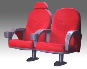 China Theater Seating Shaming Cinema Seat Auditorium Chair (S20A) pictures & photos