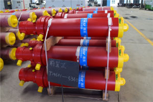 Top End Hydraulic Cylinder for Dump Truck with Good Quality pictures & photos