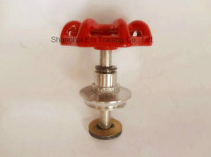 Common Size Male Thread Brass Globe Ball Valve Core pictures & photos