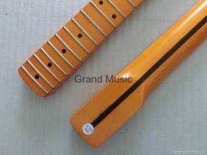 Vintage Tint Canadian Maple 22 Fret Strat Guitar Neck (STM-22) pictures & photos